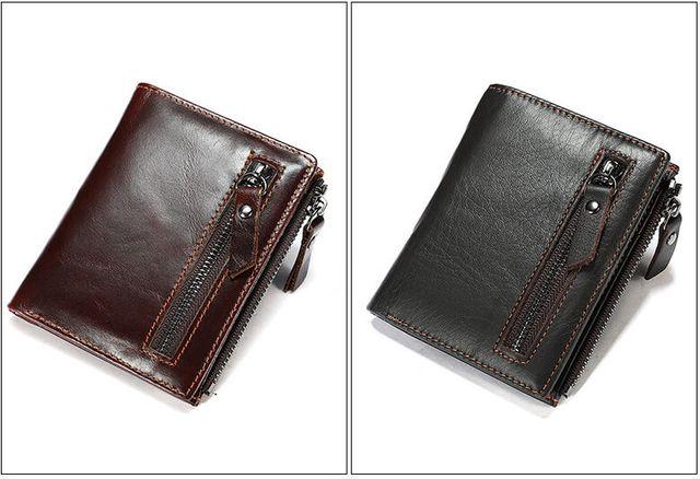 2 phiên bản mẫu ví đứng nam đẳng cấp D323