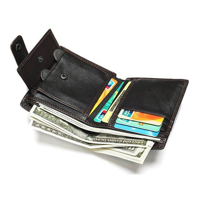 Mặt trong của ví đứng D610D