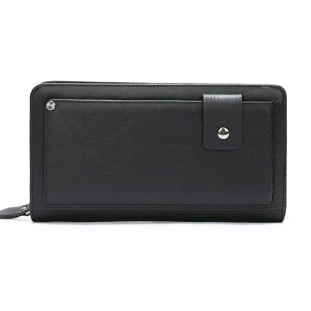 Mặt trước của ví cầm tay nam D337A
